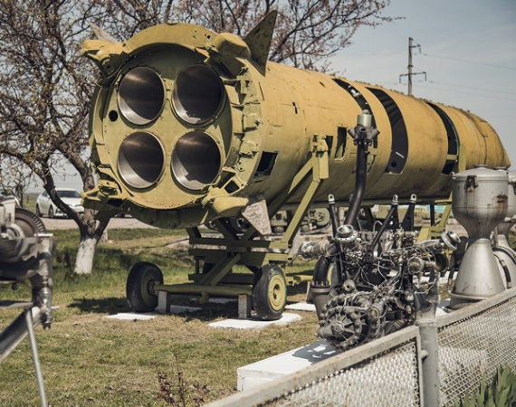 Visit the Museum of Strategic missile forces with Adventure Tours in Ukraine. Tours from Kiev.